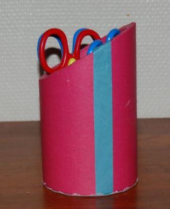 Abegrotte af paprør og gavepapir
