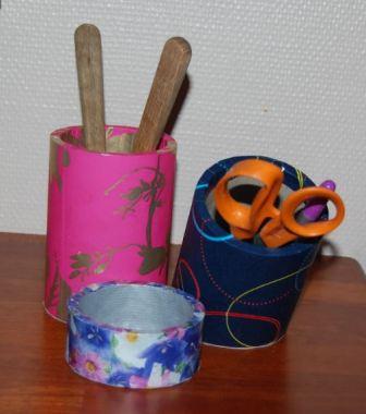 3 delt abegrotte af paprør og gavepapir