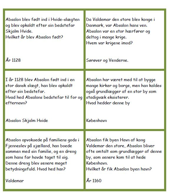 absalon-quiz