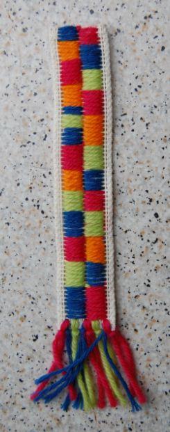 Multicolor klostersyning