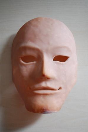 Sculpey maske