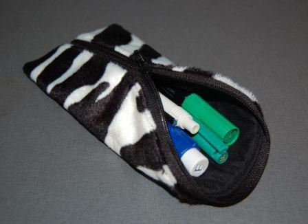 Penalhus zebrastribet