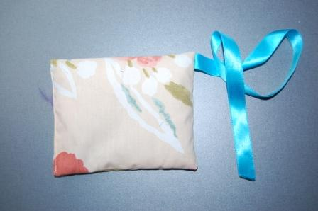 Rispose med silkebånd