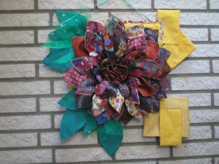 Blomst af slips