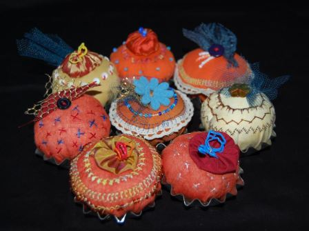 Håndarbejde/Maskinsyning/Cupcakes