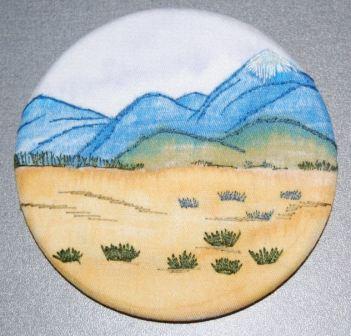 Ørken og bjerge