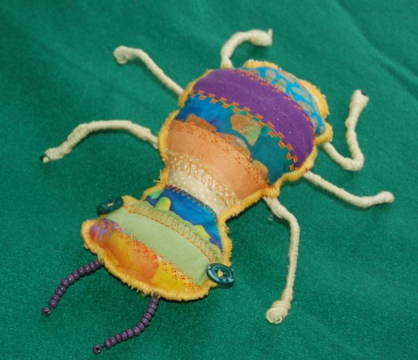 Insekt af ægkanter