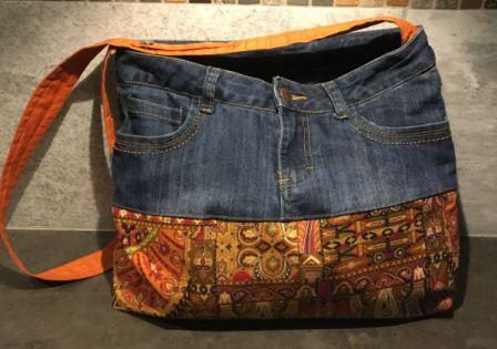 Taske af bukser.